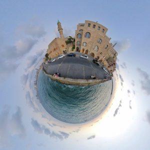 מסגד הים ביפו העתיקה