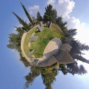 אתר הנצחה לזכר יהודי אתיופיה שנספו בדרך