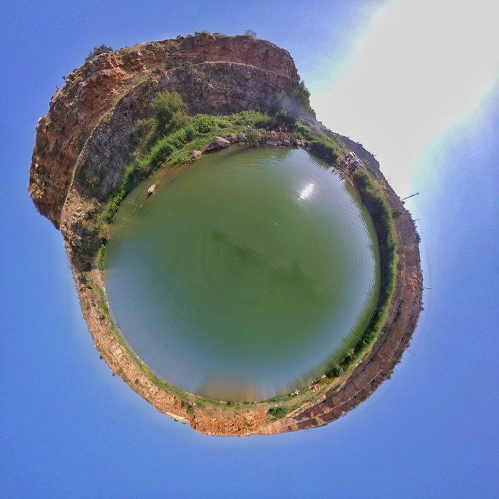 האגם בגעתון