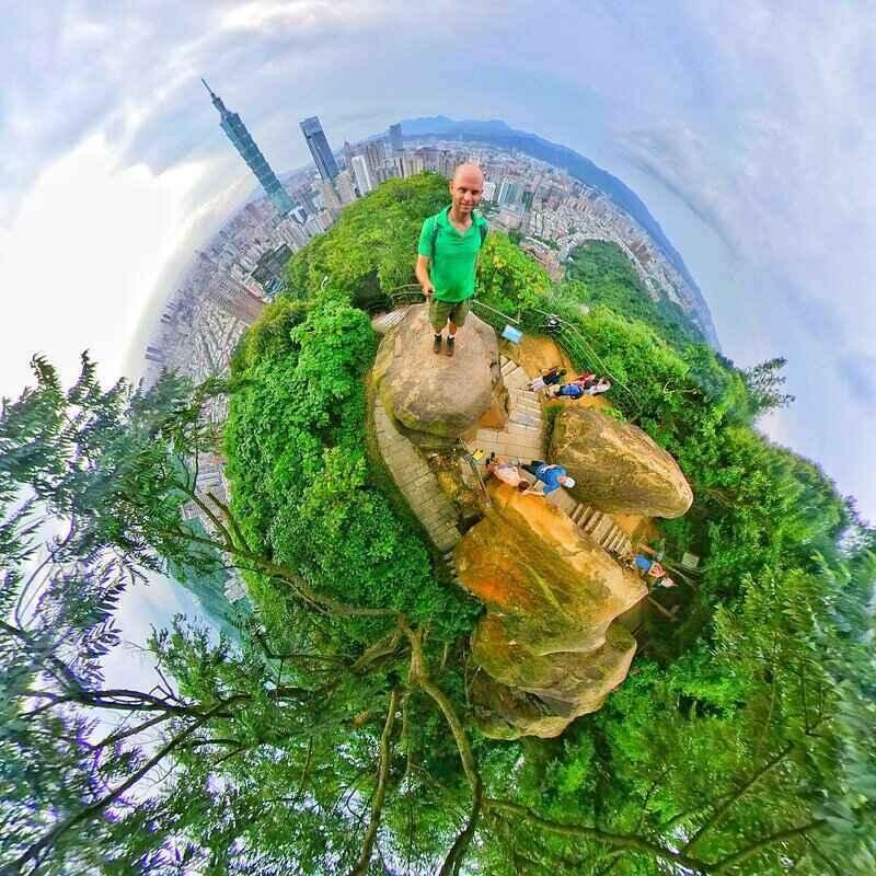הר הפיל טייוואן